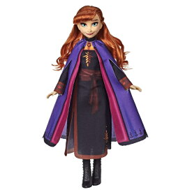 フローズン2 アナと雪の女王 アナ Disney Frozen Anna Fashion Doll with Long Red Hair & Outfit Inspired by Frozen 2 - Toy for Kids 3 Years Old & Up 送料無料 【並行輸入品】