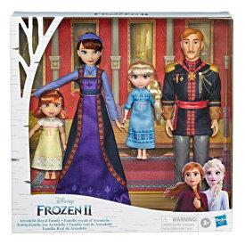 アナと雪の女王2 おもちゃ 人形 アレンデール ロイヤルファミリー Disney Frozen 2 Arendelle Royal Family 4 Doll Set 送料無料 【並行輸入品】