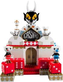 カップヘッド おもちゃ フィギュア McFarlane Toys Cuphead Chaotic Casino Large Construction Set 送料無料 【並行輸入品】