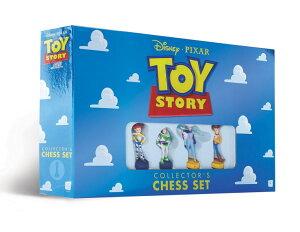 ディズニー ピクサー トイストーリー チェスセット トイ・ストーリー4 ジェシー バズライトイヤー ボーピープ ウッディ Disney Pixar Toy Story Collector's Chess Set | Featuring Toy Story 4 Characters - Jessie, Buz
