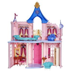ディズニー プリンセス ファッションドール キャッスル ドールハウスセット Disney Princess Fashion Doll Castle, Dollhouse 3.5 feet Tall with 16 Accessories and 6 Pieces of Furniture (Amazon Exclusive) 【並行輸入品】