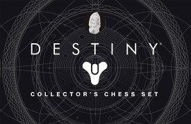 チェスセット USAOPOLY Destiny Chess Set | Destiny 2 Video Game Chess Game | 32 Custom Sculpt Collectable Figure Chess Pieces and Custom Chess Board 送料無料 【並行輸入品】