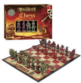 チェスセット Pirates of the Caribbean: At World's End Collector's Edition Chess Set 送料無料 【並行輸入品】