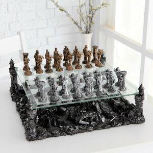 チェスセット Renaissance Knight Chess Recreational Classic Strategy Game Set 【並行輸入品】