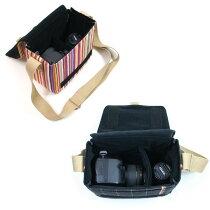 LesToilesDuSoleil[レトワール・デュ・ソレイユ]+carryingcase.netカメラショルダーバッグS【楽ギフ_包装】