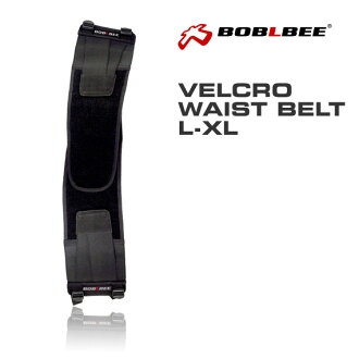 BOBLBEE[鲍勃红宝石]Velcro Waist Belt[L-XL]