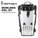 【安心の日本正規品】ボブルビー Point65 BOBLBEE 25L GT ポイントシックスティーファイブ(旧MEGALOPOLIS EXECUTIVE)【送...