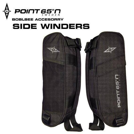 【ポイント10倍! 7/24 09:59まで】 【安心の日本正規品】Point65 Side Winders  ポイントシックスティーファイブ サイドワインダー Black 【リュック】【バックパック】