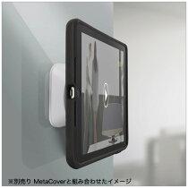 moshiMagnetMountforMetaCover(White)iPadを冷蔵庫、ファイルキャビネットなどに取付するキット
