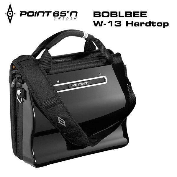 【送料無料(沖縄は+900円)】ボブルビー Point65 BOBLBEE W-13 Hardtop ビジネスバッグ MacBook Pro13インチ対応 2WAYショルダー ハードシェル【あす楽対応】ポイント65