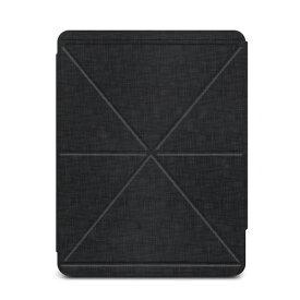 【P10倍は6/26 01:59まで】【送料無料(沖縄は+900円)】moshi VersaCover for iPad Pro 12.9inch (3rd Gen.) Metro Black モシ ヴァーサカバー ハードケース スタンド あす楽対応