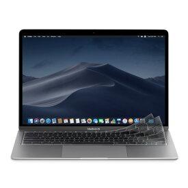 【ポイント10倍 4/6 09:59まで】 moshi Clearguard Air 13 JIS用 US用 EU用 クリアガード MacBook Air 13インチ (Retina Thunderbolt 3/ USB-C インターフェースモデル) ネコポス不可 あす楽対応