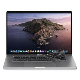 【ポイント10倍 4/6 09:59まで】 洗えるキーボードカバー モシ クリアガード moshi Clearguard MB for MacBook Pro 16 JIS / US/ EU (MacBook Pro 16インチ用キーボードカバー)