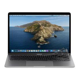 【ポイント10倍! 10/18 09:59まで】洗えるキーボードカバー モシ クリアガード MacBook Air 2020 Mid用 moshi Clearguard Air13 Magic Keyboard JIS用 US用 EU用 13インチ用