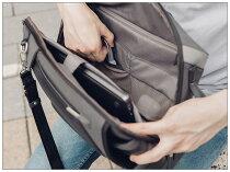 【ポイント10倍】ビジネスカジュアル両対応クロスボディバックパックブリーフケース3WAYmoshiMuto通勤通学ギフトバッグ