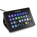 CORSAIR elgato STREAM DECK XL ライブコンテンツ作成コントローラー メーカー保証2年 USB3.0 LCDボタン:32個 10GAT9901