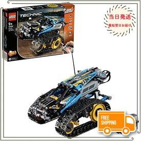 レゴ(LEGO) テクニック RC スタントレーサー 42095 知育玩具 ブロック おもちゃ 男の子