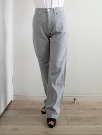 50%OFF! ダブルスタンダードクロージング ダブスタ DOUBLE STANDARD CLOTHING ムラ糸製品染パンツ