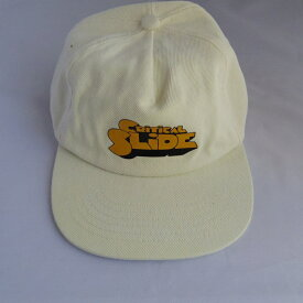 TCSS コットンキャップ 帽子 ホワイト 白 ティーシーエスエス CLOCKWORK CAP DIRTY WHITE hw1869 メンズ レディース ユニセックス 時計仕掛けのオレンジ モチーフ