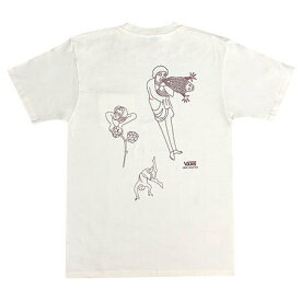 VANS×SOUR コラボ ポケットTシャツ POCKET TEE ヴァンズ バックプリント メンズ レディース ユニセックス skate street 送料込み