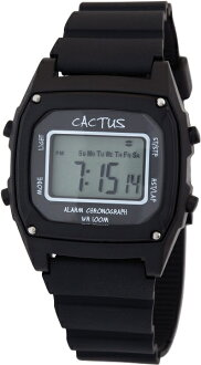 Point 10 times campaign Smartphone entry only genuine Cactus CACTUS watch kids watch CAC-59-M01
