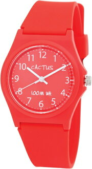 Regular article Cactus CACTUS clock kids watch CAC-60-M08