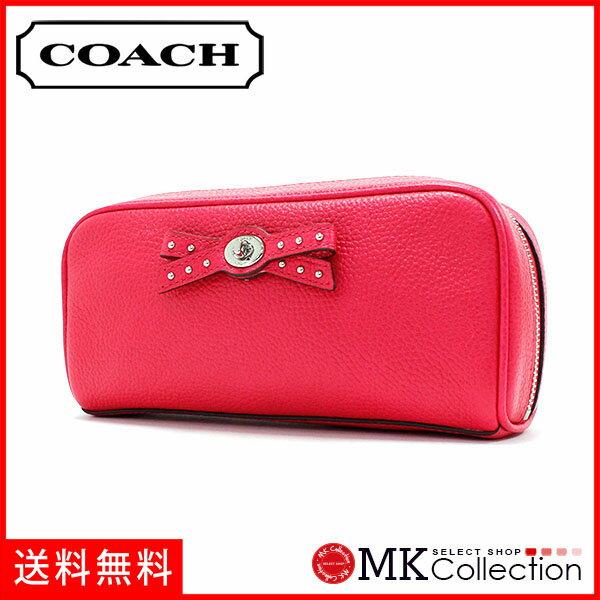 コーチ ポーチ レディース COACH Wallet F65539 SVL4Y 【当店全品送料無料♪】【あす楽】