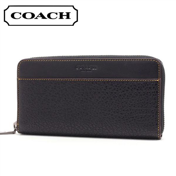 【セール!】 コーチ 長財布 レディース COACH Wallet ブラック F12130 BLK 【当店全品送料無料♪】【あす楽】