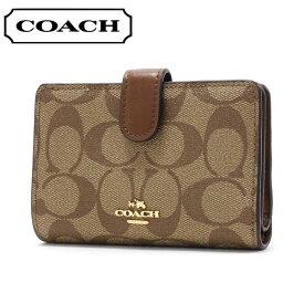 コーチ 二つ折り財布 レディース COACH Wallet F23553 IME74 【送料無料♪】【あす楽】