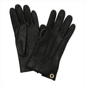 コーチ 手袋 レディース COACH gloves ブラック F32700 BLK 【送料無料♪】