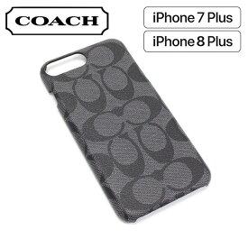 a18828f1b7 コーチ スマホケース メンズ レディース COACH Smartphone case iPhone7 Plus / iPhone8 Plus グレー  F33750 GRY 【