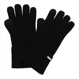 コーチ 手袋 レディース COACH gloves ブラック F34259 BLK 【送料無料♪】