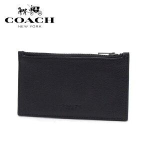 コーチ カードケース メンズ COACH Card Case ブラック F29272 BLK 【送料無料♪】 ギフト プレゼント 男性 女性 誕生日