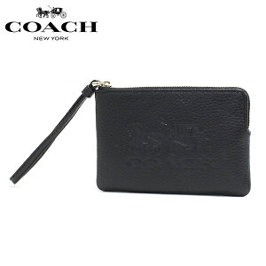 【ホワイトデー特集】コーチ ポーチ レディース COACH Pouch ブラック 3580 IMBLK 【送料無料♪】 ギフト プレゼント 男性 女性 誕生日
