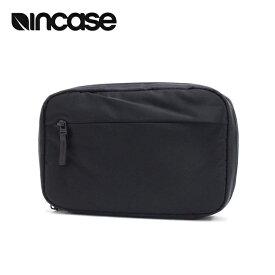 インケース ナイロンアクセサリーオーガナイザー ポーチ メンズ レディース INCASE MacBook周辺機器収納ケース ブラック INTR400402-BLK 【送料無料】