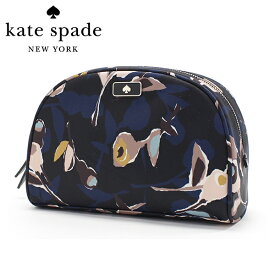 ケイトスペード ポーチ レディース KATE SPADE Pouch ブラックマルチ WLRU5557 098 【送料無料♪】