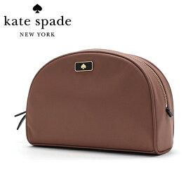 ケイトスペード ポーチ レディース KATE SPADE Pouch ベージュ系 WLRU5624 640 【送料無料♪】