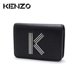 アウトレット品 ケンゾー カードケース メンズ レディース KENZO Card Case ブラック F952PM303L01 99 【送料無料♪】 ギフト プレゼント 男性 女性 誕生日