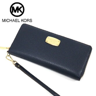 fc88e748b9d3 Michael Kors long wallet Lady's MICHAEL KORS Wallet navy 35H5GTTZ3L NAVY
