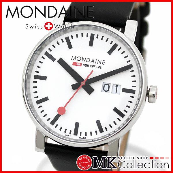 【国内正規品】モンディーン MONDAINE メンズ エヴォ Evo A627.30303.11SBB