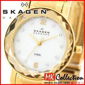斯蓋恩手錶婦女斯卡恩手錶 457 SGGX