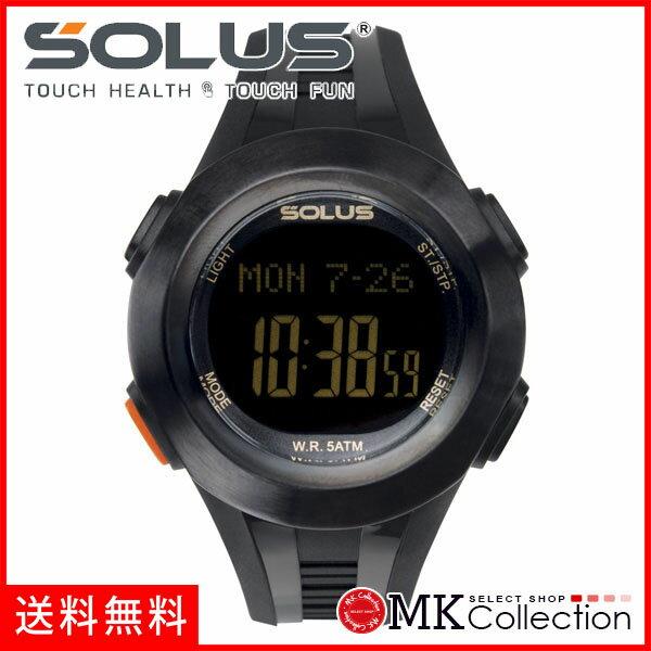 【正規品】SOLUS(ソーラス)心拍時計(ハートレートモニター)01-101-01