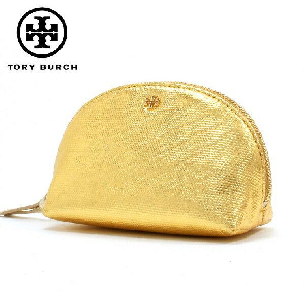 トリーバーチ ポーチ レディース TORY BURCH Wallet GOLD 33820 717 【当店全品送料無料♪】【あす楽】