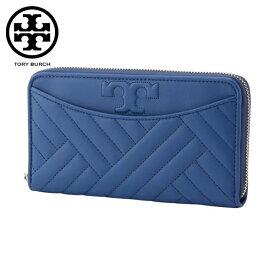 acddbd0b0151 トリーバーチ 長財布 レディース TORY BURCH Wallet REGAL BLUE 50647 497 【送料無料♪】