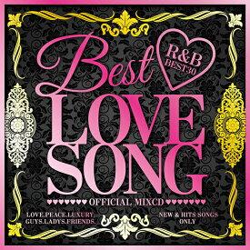 「冬に聴きたい''ラブソング''全30曲-」《送料無料/MIXCD》BEST LOVE SONG -R&B BEST30-《洋楽 Mix CD/洋楽 CD/ラブソング CD》《メーカー直送/正規品》