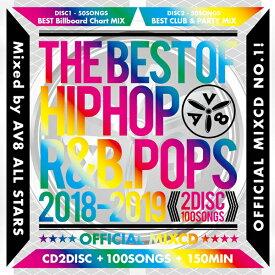 最新洋楽ベスト新作 CD2枚組全100曲 送料無料 MIXCD - THE BEST HIPHOP R&B POPS 2018-2019 - OFFICIAL MIXCD《洋楽 Mix CD/洋楽 CD》《BHR-003/メーカー直送/輸入盤/正規品》