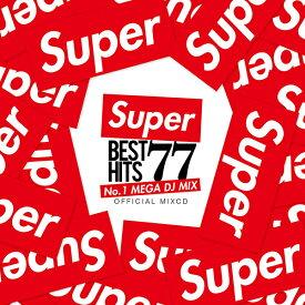 超最新洋楽ベスト全77曲!! 送料無料 MIXCD - SUPER BEST HITS 77 -NO.1 MEGA DJ MIX OFFICIAL MIXCD-《洋楽 Mix CD/洋楽 CD》《SBH-001/メーカー直送/輸入盤/正規品》