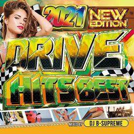 DRIVE HITS BEST 2021 NEW EDITION 洋楽 ヒットチャート 最新 音楽 人気 ランキング おすすめ 英語 歌 2021 送料無料 MIXCD 洋楽 定番 MKDR-0097 メーカー直送 正規品 TikTok