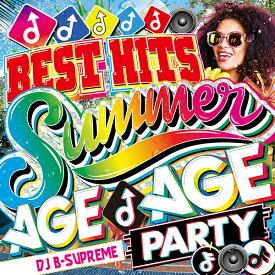 TikTok 御用達!夏ヒット 送料無料 MIXCD - SUMMER BEST HITS -AGE AGE PARTY- - 洋楽 ヒットチャート 最新 音楽 人気 ランキング おすすめ 英語 歌 2021 洋楽 Mix CD MKDR-0098 TikTok メーカー直送 輸入盤 正規品