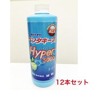 ペンタキープHYPER5000 12本セット ペンタキープハイパー5000 新・機能性肥料 誠和アグリカルチャ 5-アミノレブリン酸配合 ALA 肥料